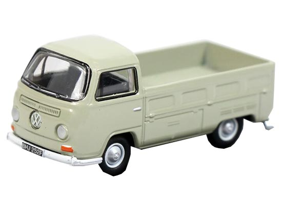 Mini Size Gray Oxford NVW002 VW Pickup Model