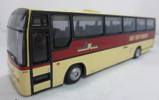 1:76 Scale First Edition Die-Cast Dennis Single Decker Bus Model