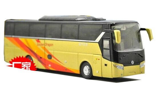 Golden 1:42 Scale Die-Cast Golden Dragon XML 6125 Bus Model