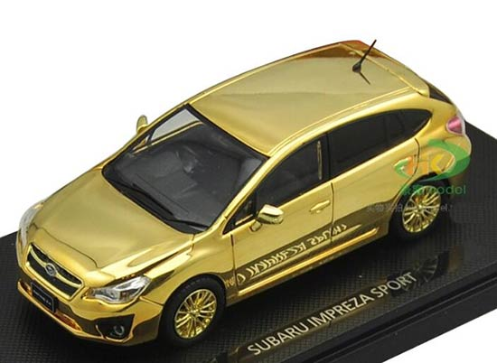 Golden 1:43 Scale Diecast Subaru IMPREZA SPORT Model