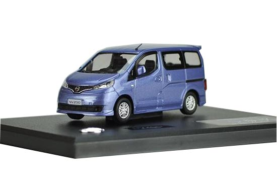 1:43 Scale Five Colors Diecast Nissan NV200 MPV Model
