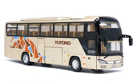 Golden 1:42 Scale Die-Cast YuTong ZK6118HQY8Y Bus Model
