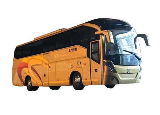 Golden 1:43 Scale Die-Cast Golden Dragon XML6125 Bus Model
