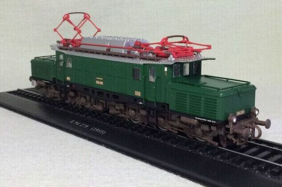 Green 1:87 Scale Atlas E 94 279 1955 Train Model