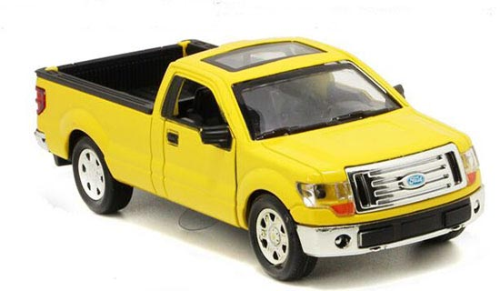 1:32 Scale Kids Various Colors Die-Cast Ford F150 Pickup Toy