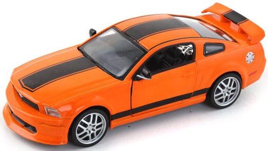 Red / Yellow / White / Orange 1:32 Kids Die-Cast Ford Mustang GT