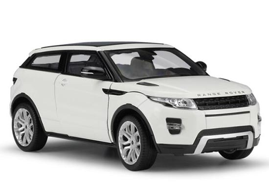Welly Various Colors 1:24 Scale Diecast Range Rover Evoque Model