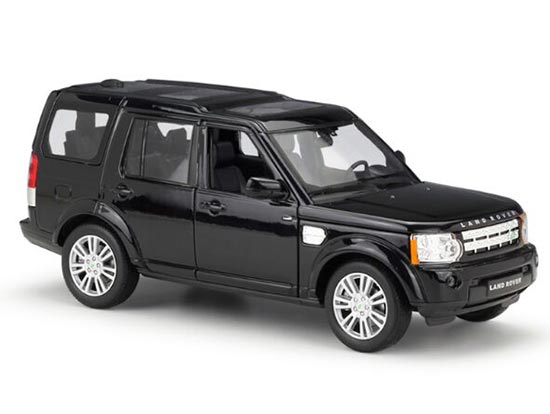 1:24 Scale Welly Various Color Diecast Land Rover Discovery