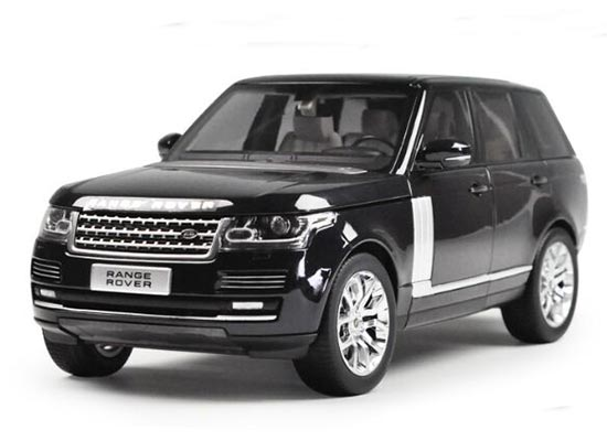 1:18 Scale GTA Red Diecast Range Rover Model