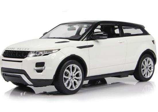 Full Functions 1:14 Scale Red / White R/C Range Rover Evoque Toy