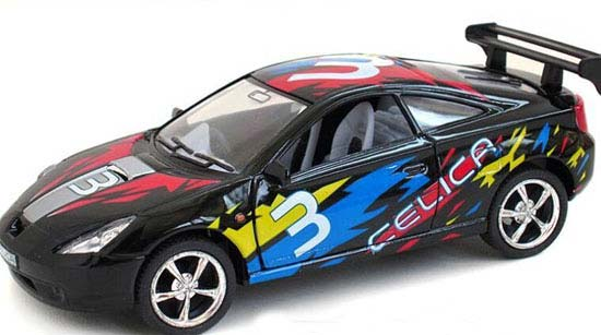 Kids 1:36 Scale Pull-Back Function Diecast Toyota Celica Toy
