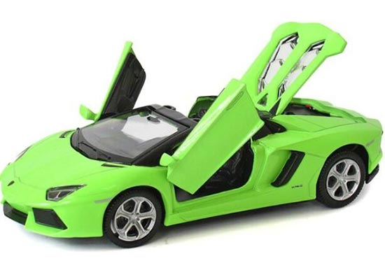 Purple Blue Green Kids 1 32 Diecast Lamborghini Aventador Toy Nb9t277 Ezbustoys Com