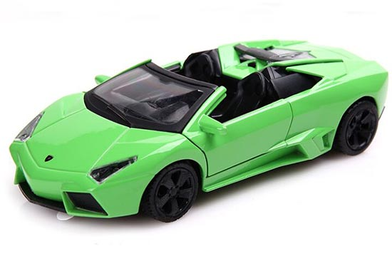 Purple / Green / Red 1:32 Kids Diecast Lamborghini Reventon Toy