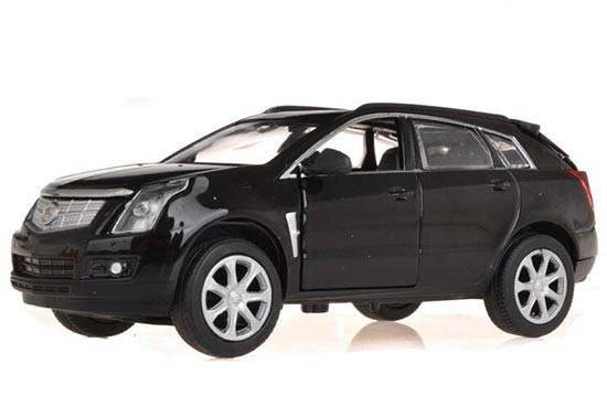 1:32 Scale Kids White / Black / Red Die-Cast Cadillac SRX Toy
