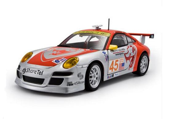 Colorful Pattern 1:24 Scale Bburago Die-Cast Porsche 911 GT3