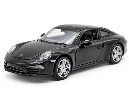 Red /White / Black 1:24 Scale Die-Cast Porsche 911 Carrera Model