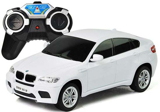 Black / Red / White Full Functions 1:24 Scale R/C BMW X6 M Toy