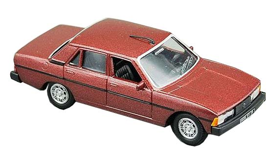 1:43 Scale NOREV Diecast Peugeot 604 Model