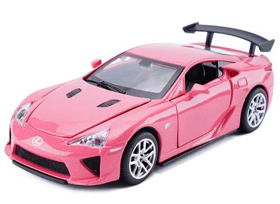 1:32 Red / Black / Yellow / Pink Kids Diecast Lexus LFA Toy