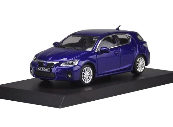 Black / Silver / Red / White / Green 1:43 Die-Cast Lexus CT 200h