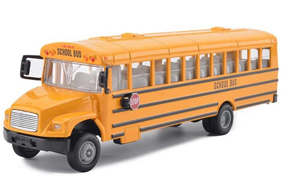 1:55 Scale Germany Siku U3731 Yellow U.S School Bus