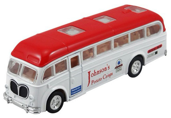 1:76 Scale Royal Style School Bus Toy