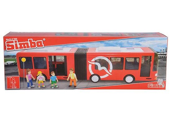 Hot Selling Large Scale Long Bus Carriages Super Tour Bus Toy