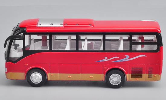 Diecast Medium Scale Provincial Highway Toy Tour Bus