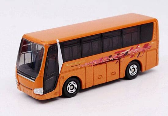 1:156 Kid TOMICA NO.1 Diecast Mitsubishi Fuso Aero Queen Bus Toy