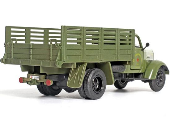 Kids Army Green 1:36 Scale Military Truck Toy