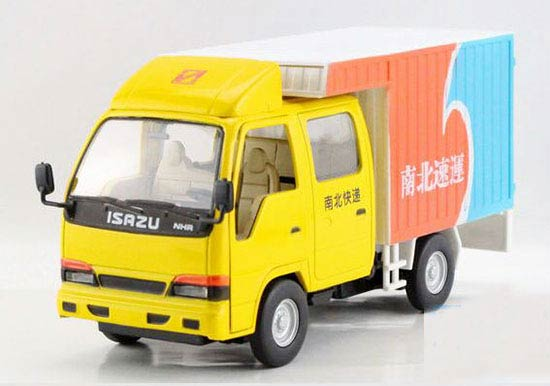 1:32 Scale Kids White / Yellow / Green Light Truck Toy