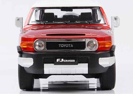 Yellow / Blue / Red 1:12 Scale R/C Toyota FJ Cruiser Toy
